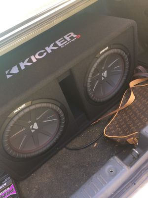 Kickers for Sale in Detroit, MI
