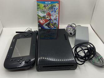 Wii U Mario Kart 8 Bundle for Sale in Santa Clarita,  CA