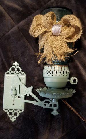 Beautiful Vintage Mason jar Lamp! for Sale in Blue Springs, MO