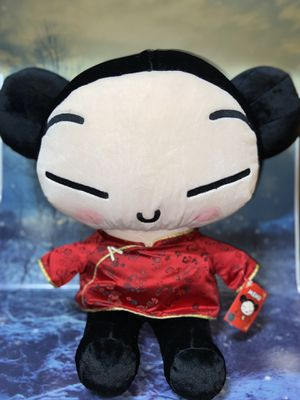 "NEW JUMBO PUCCA 23"" Plush Doll vooz club for Sale in Bellflower, CA"