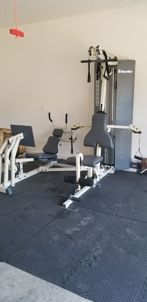 Nautilus NS 500 Home Gym for Sale in Hensley, AR