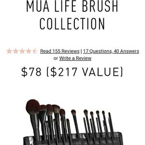 Morphe Brush Set for Sale in Bloomington, CA