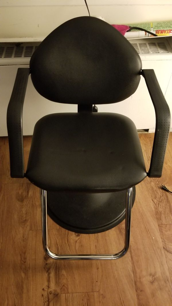 Salon Hair dryer and styling chair