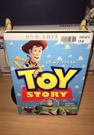 Toy Story 1 — DVD for Sale in Artesia, CA