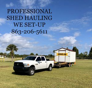 Shed Moving for Sale in Auburndale, FL