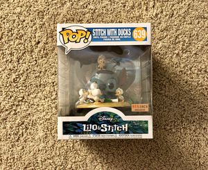 STITCH WITH DUCKS FUNKO POP. BOXLUNCH EXCLUSIVE. for Sale in San Francisco, CA