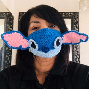 Lilo and Stitch face mask with filter pocket for Sale in Menifee, CA
