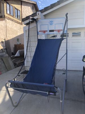 Home dual shot basketball arcade game for Sale in San Diego, CA