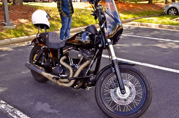 Harley Davidson 2015 Dyna street bob FXDB