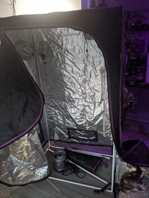 Apollo grow tent (36x20x63) for Sale in Long Beach, CA