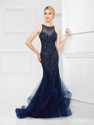 Montage the Ivonne Collection. Size 12. Color: midnight for Sale in Fairfax, VA