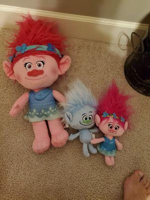 Trolls Dolls for Sale in Murfreesboro, TN