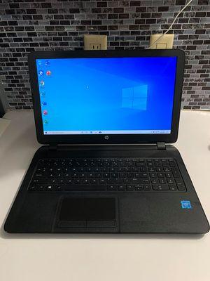 "Laptop Hp 15.6"" (Windows 10) (Microsoft Office) for Sale in Houston, TX"