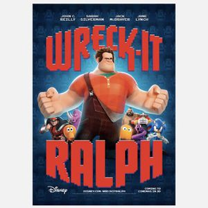 Wreck-It Ralph — Poster for Sale in Lakewood, CA