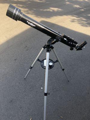 "Telestar 60AZ-A 60mm (2.4"") Altazimuth Refracting Telescope MEADE for Sale in Irvine, CA"