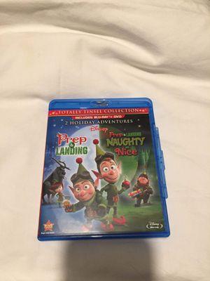 Prep N Landing and Naughty N Nice Movie for Sale in West Palm Beach, FL