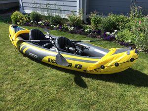 Inflatable K2 explorer kayak for Sale in Redmond, OR