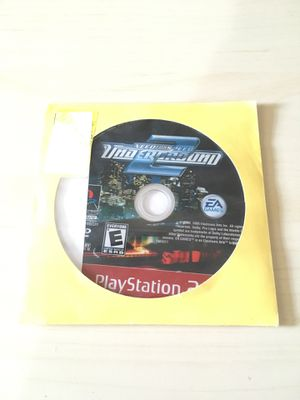 PS2 Need For Speed for Sale in East Wenatchee, WA