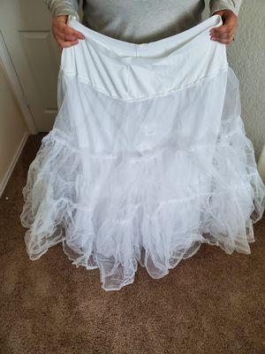 Wedding Dress Petticoat David Bridal Size 1X for Sale in Killeen, TX