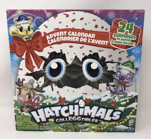 New Hatchimals Advent Calendar for Sale in Lisle, IL