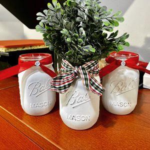 Christmas Mason Jars for Sale in New Port Richey, FL