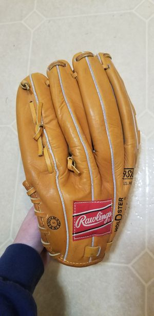 Softball glove and ball for Sale in Portland, OR