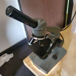 Ken-A-Vision WF10X with 4x lens, 10x lens, and 40x lens. for Sale in Hutchinson,  KS