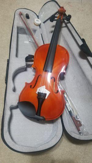 New Violin 4/4 Nuevo for Sale in undefined