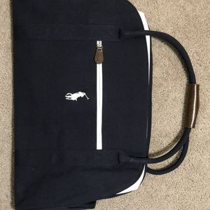 Polo duffel bag. Quantity 12. $20 each. Can deliver for $ 5 each. for Sale in Minneapolis, MN