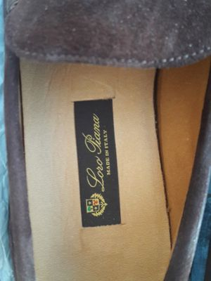 Loro Piana brown suede moccasins loafer for Sale in Tempe, AZ