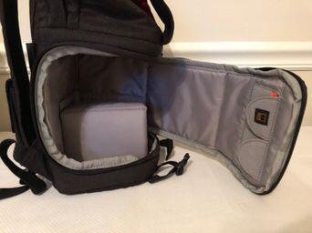 New Lowepro Fastpack DSLR Camera Backpack