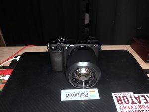 Sony a6300 (rare) for Sale in Philadelphia, PA