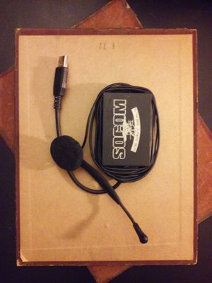 Logitech Socom US Navy seals head set for Sale in Crestline, CA