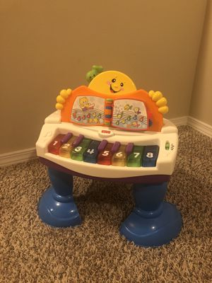 Fisher price piano for Sale in Aloha, OR