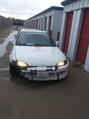 1996 honda civic for Sale in Porterville, CA