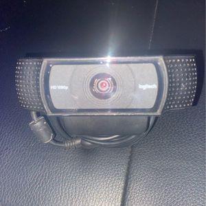 Logitech Webcam 1080p for Sale in Neptune City, NJ