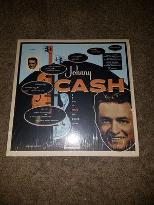 Johnny Cash vinyl for Sale in Maylene, AL