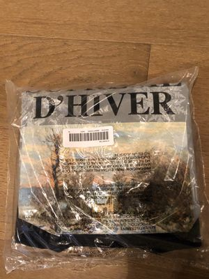 Supreme D'hiver tee shirt Navy XL for Sale in Everett, WA