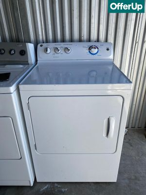 White GE Electric Dryer Ask for Delivery! #1273 for Sale in Sanford, FL
