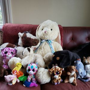 Stuffed Animals - Plushies! for Sale in Seattle, WA