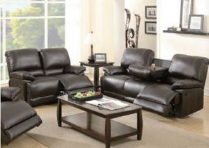 3 pc recliner set. for Sale in Orlando, FL