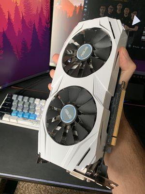 Asus 1070 dual OC for Sale in Buena Park, CA