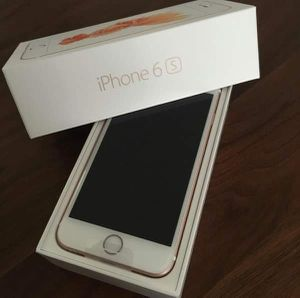 New iPhone 6s, 16GB Unlocked phone for Sale in Queens, NY