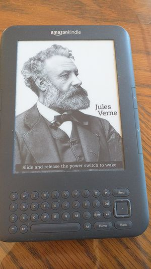 Amazon Kindle Model D00901 works well holds charge for Sale in San Francisco, CA