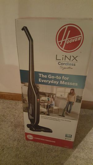 Brand New Hoover Linx Cordless vacuum Retail $174 for Sale in Aurora, CO
