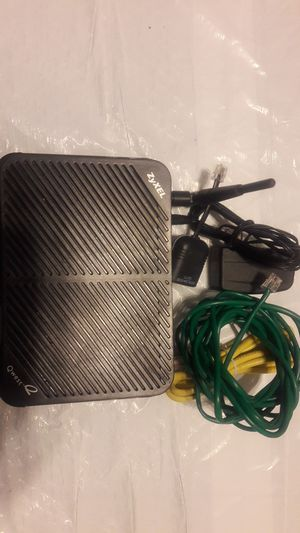 Used, Century link dsl modem pk5000z for Sale