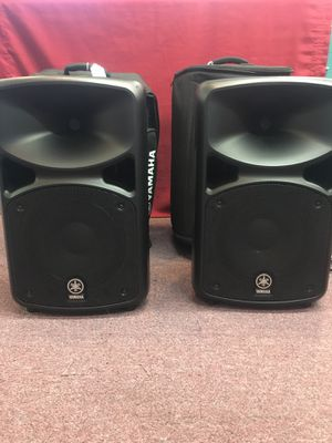 Yamaha Monitor Stage PAS BCP004936 for Sale in Fountain Valley, CA