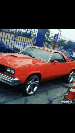 El Camino 1982 for Sale in Los Angeles, CA