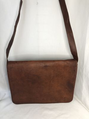 Leather Messenger Bag for Sale in Washington, DC