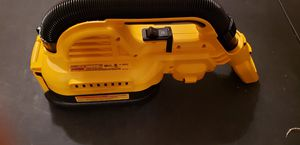 Dewalt 20v max cordless Portable wet/dry Vac new for Sale in Peoria, AZ